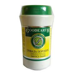 Трифала чурна, порошок Трифалы, 120 грамм- очищение толстого и тонкого кишечника, печени, желчного пузыря