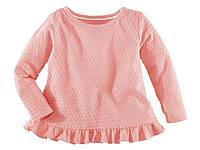 Розовый реглан, кофта Pure collection р.50/56, 62/68, 74/80, 86/92