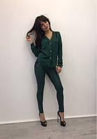 Шелковая женская блузка у-13BL294