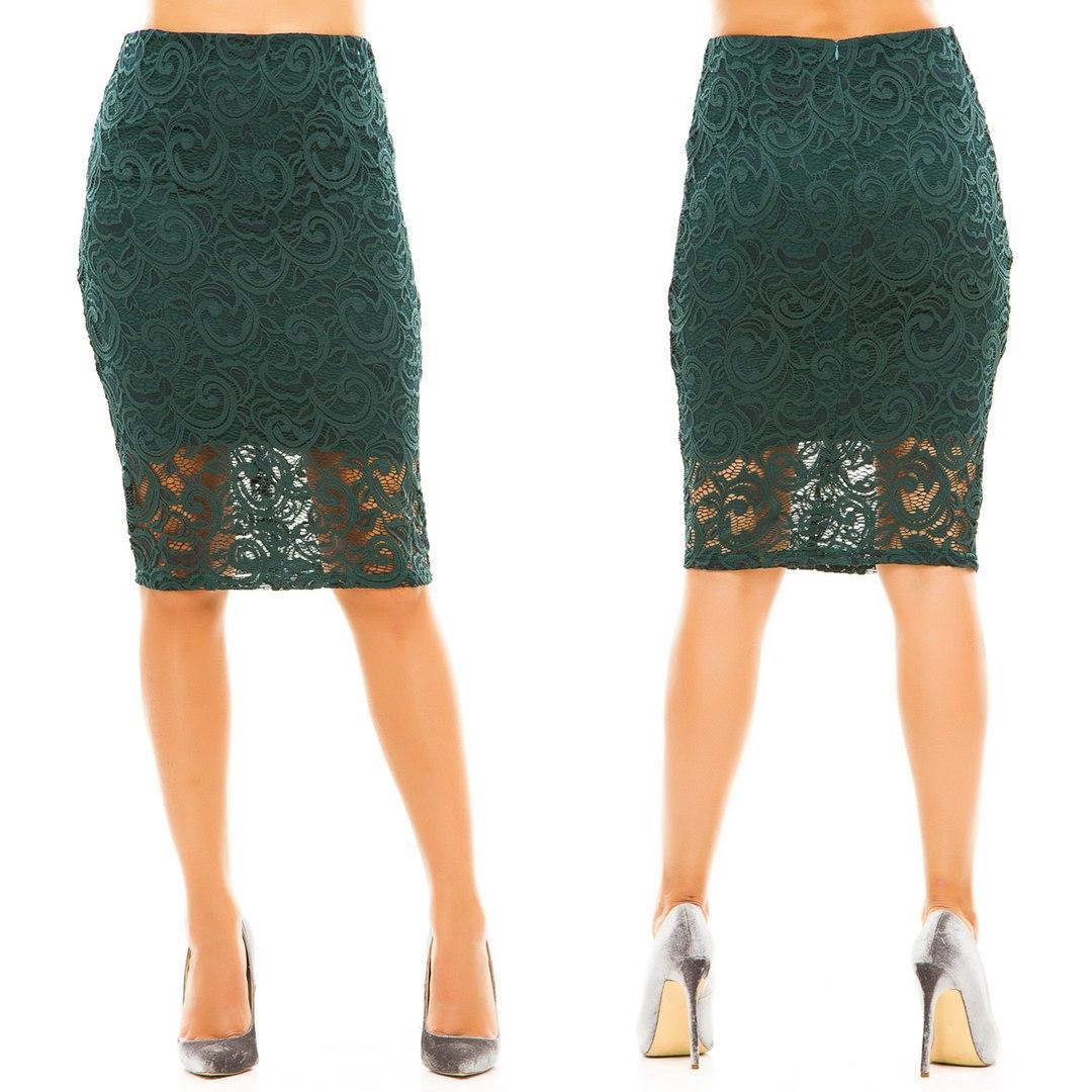 Гипюровая юбка жа242