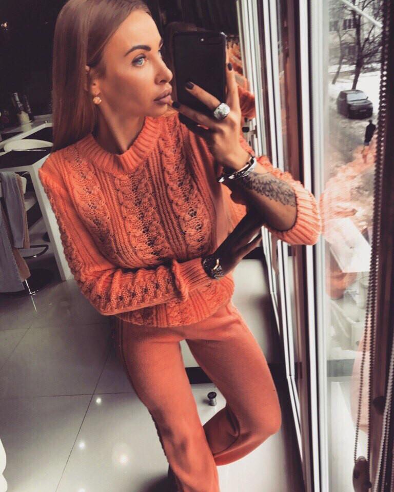 adc30caacd8 Шерстяной женский спортивный костюм у-18SP357 - Интернет-магазин Tvid в  Харькове
