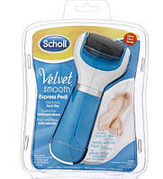 Scholl velvet smooth, Scholl для ног, Электрическая пилка scholl velvet, Роликовая пилка scholl velvet