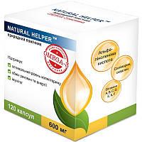 Natural Helper Природный Помощник Омега-3 в капсулах