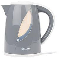 Электрочайник 2200Вт Saturn ST-EK8437Grey