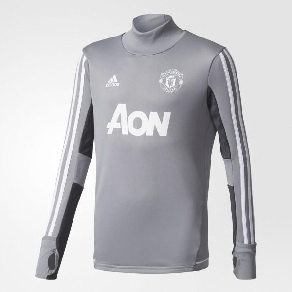 Детский джемпер Adidas Performance Manchester United Training (Артикул: BS4480)