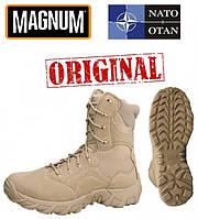 Ботинки тактические, берцы Magnum Cobra 8.0 Desert.