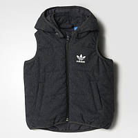 Детский жилет Adidas Originals Trefoil Twill (Артикул: BQ4281)