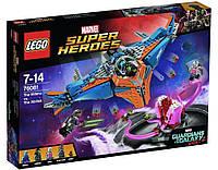 Lego Super Heroes Marvel Comics Милано против Абелиска (Мілано проти Абеліска)