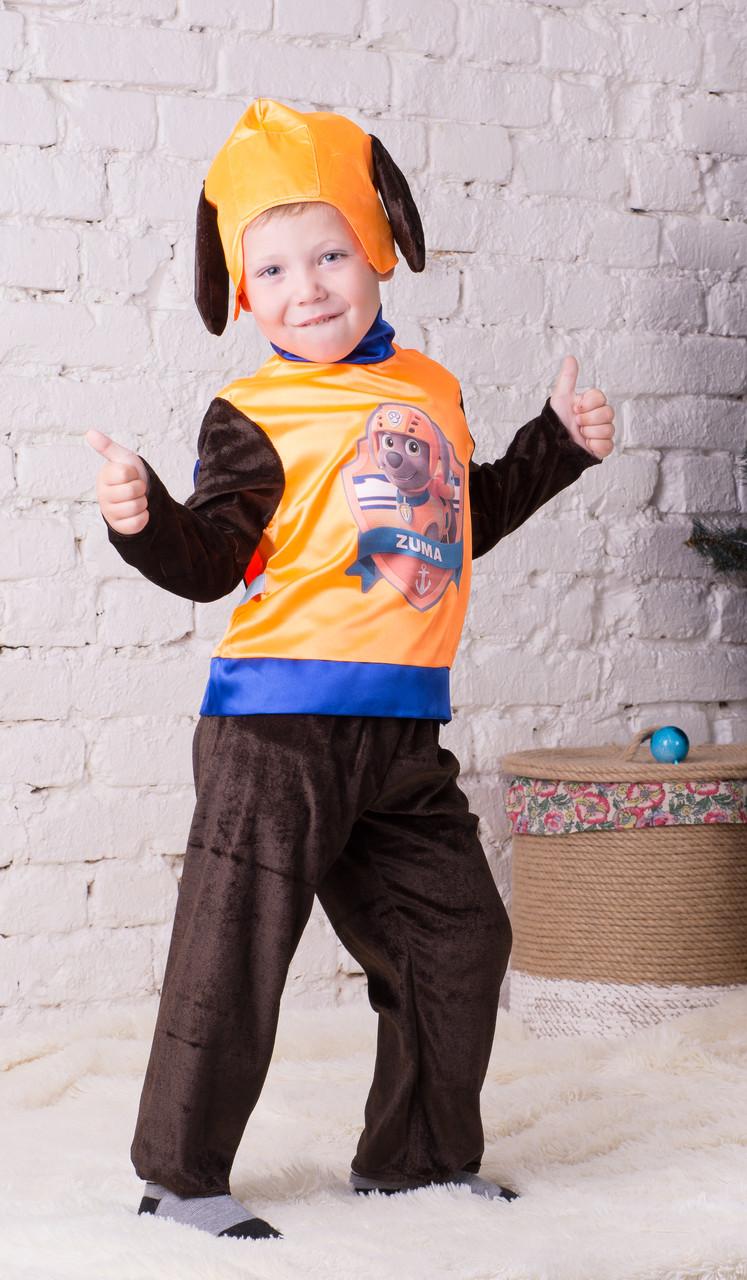 Детский костюм мультяшного персонажа Зума