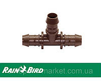 Штуцерный тройник 17 мм XFF Tee Rain Bird