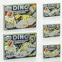 Набір DINO PALEONTOLOGY розкопки динозаврів 5 різних наборів, вир. Україна DP-01-01,02,02,03,04,05