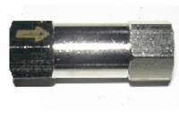 """Клапан зворотнього ходу повітря G 1/8"""" (сепаратор)"""