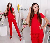 Женский спортивный костюм в цветах v-31SP414, фото 1