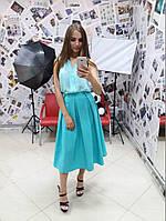 Модная женская юбка у-10128, фото 1