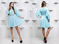 Свободное летнее платье в цветах i-31PL58, фото 1