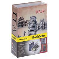 """Книга - сейф """"Италия"""""""