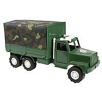Детская машинка Орион 207 Вольво военный (00207)