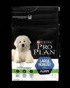 PRO PLAN Puppy Large Robust with OPTISTART™ корм для щенков крупных пород с мощным телосложением от  25 кг ,  с курицей и рисом 12 кг