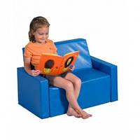 Детский игровой диван 76-46-51 см.