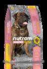 S8 NUTRAM SOUND НАТУРАЛЬНЫЙ КОРМ ДЛЯ ВЗРОСЛЫХ СОБАК КРУПНЫХ ПОРОД  Для взрослых собак крупных пород 13,6 кг