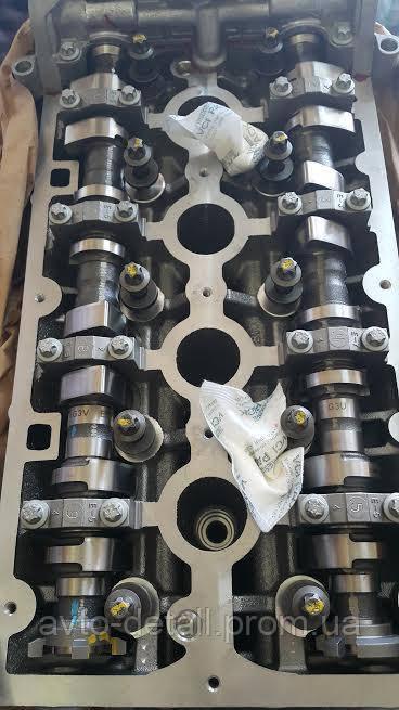 Головка блока цилинров в сборе с распред. и клапанами (А16 XER)