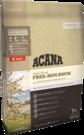 ACANA (Акана)  FREE-RUN DUCK   корм уткой для  собак всех пород и возрастов с чувствительным пищеварением 6 кг