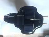 Ручний ліхтарик на сонячній батареї Super Bright BW-6870, фото 3