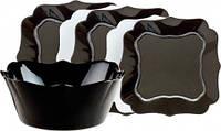 Столовый сервиз Luminarc Authentic Black White 6195e (19 пр)