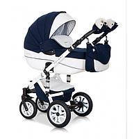 Детская универсальная коляска 2 в 1 Riko Brano ecco 11 Navy