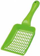 40531 Trixie Совок для кошачьего туалета, зеленый