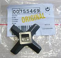 Нож мясорубки Zelmer №8 односторонний, 00755469 , фото 1