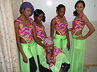 Пошив концертных костюмов