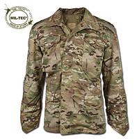 Куртка М-65 с подстежкой цвет МУЛЬТИКАМ    MIL-TEC (Германия)
