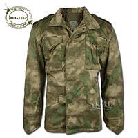 Куртка М-65 с подстежкой цвет MIL-TACS FG   MIL-TEC (Германия)
