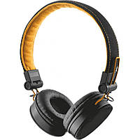 Наушники Trust Urban Revolt Fyber Headphone Black-Orange (20079)
