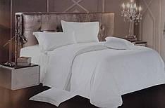 Бязевый комплект постельного белья Tirotex Hotel евро