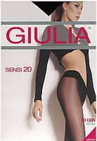 Колготки GIULIA SENSI 20 4 (L) 20 NERO (черный)
