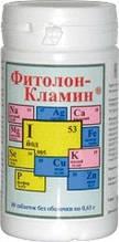 Фитолон Кламин Арго (мастопатия, миома, анемия, ишемия, зоб, иммунитет, йод, Омега 3, хлорофилл)
