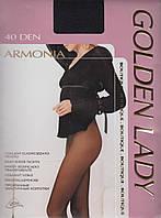 Колготки GOLDEN LADY ARMONIA 40 4 (L) 40 NERO (черный)