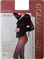 Колготки GOLDEN LADY ARMONIA 20 5 (XL) 20 FUMO (серый)