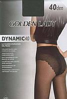 Колготки GOLDEN LADY DYNAMIC 40 4 (L) 40 MORO (горький шоколад)