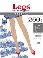 Колготки LEGS SIBERIA 250 4 (L) 250 NERO (черный)