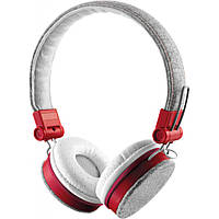 Наушники Trust Urban Revolt Fyber Headphone Grey-Red (20073)