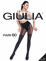 Колготки GIULIA PARI 60 model 18 2 (S) 60 NERO (черный)