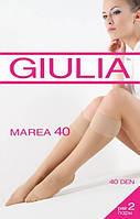 Гольфы GIULIA MAREA 40 40 FUMO (серый)