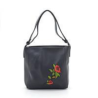 Женская сумка 2в1 3019-2 black