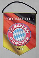 Вымпел футбольный с гербом FC Baern