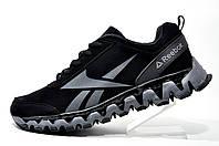 Мужские кроссовки в стиле Reebok ZigTech, Black\Gray