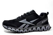Мужские кроссовки Reebok ZigTech, Black\Gray, фото 2
