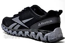 Мужские кроссовки Reebok ZigTech, Black\Gray, фото 3